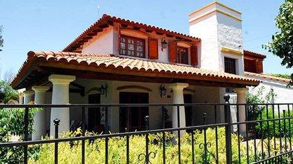 La casa de los Macarrón en la calle 5 número 627 en Villa Golf