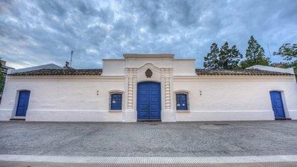 Así luce fachada actual de la Casa de Tucumán (Shutterstock)