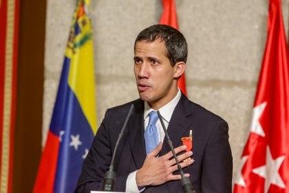 Juan Guaidó (Ricardo Rubio/Europa Press)