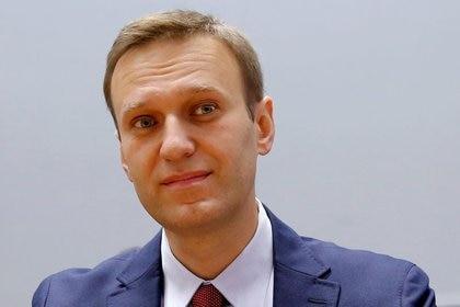 El opositor ruso Alexei Navalny en el Tribunal Europeo de Derechos Humanos, en Estrasburgo, Francia. 15 de noviembre de 2018. (REUTERS/Vincent Kessler/File Photo)