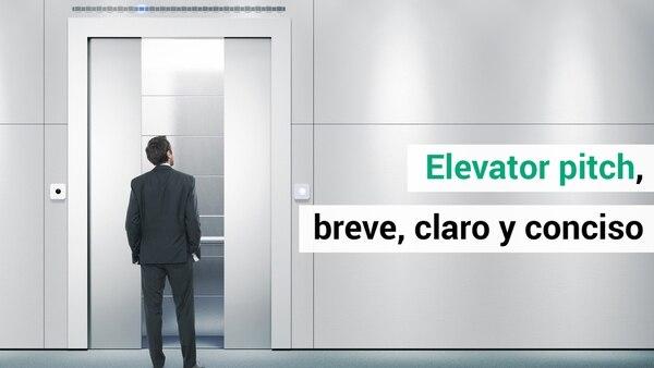 En el tiempo en que se toma un ascensor, se debe poder transmitir una idea innovadora