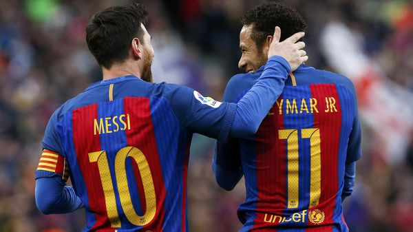La revista France Football excluyó a Lionel Messi y a Neymar de sus favoritos al Balón de Oro