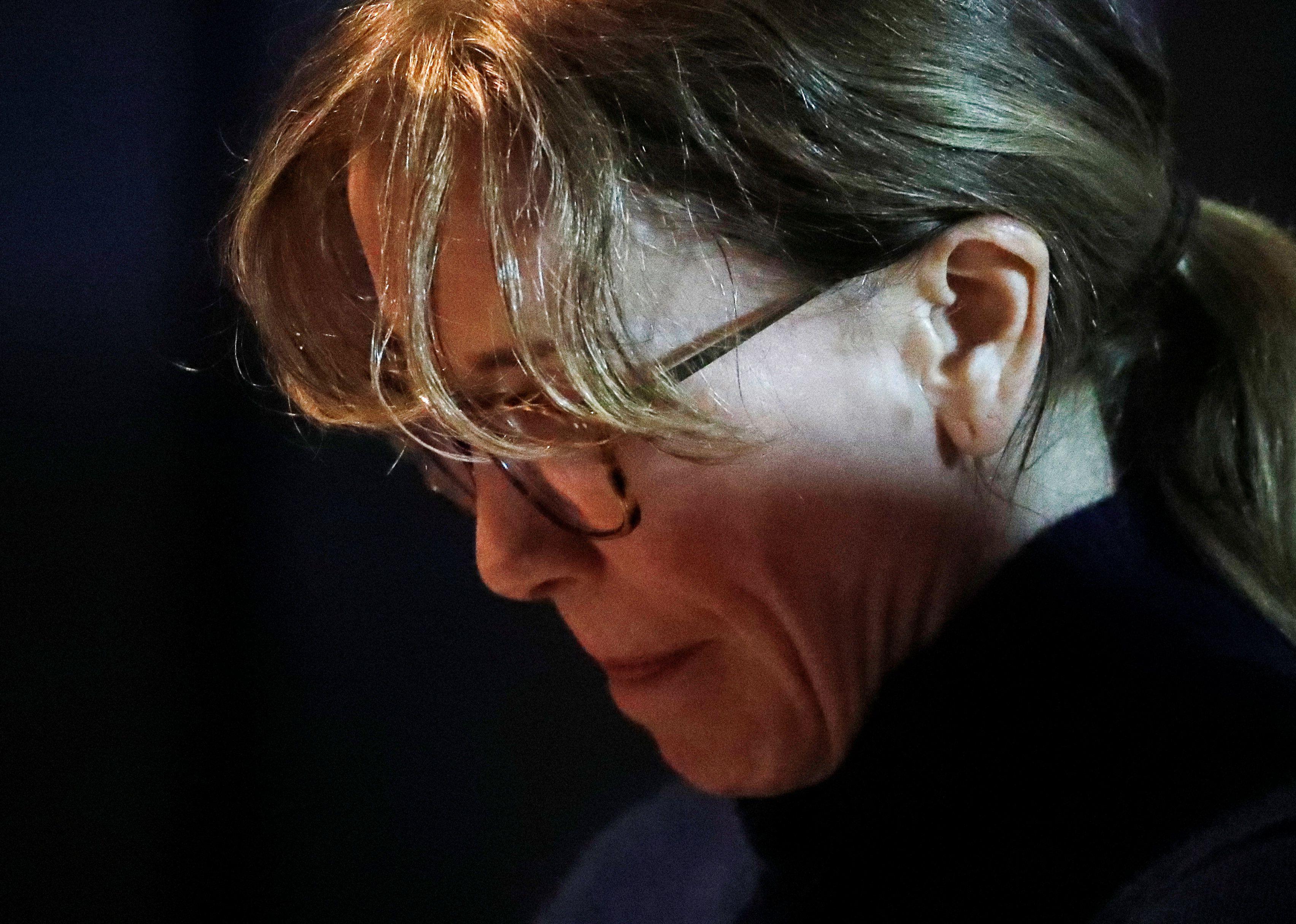 """Huffman había dicho que su participación en la trama había sido """"estúpida"""" (Foto: Mike Blake/ Reuters)"""