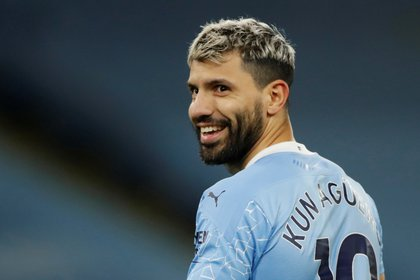 9) Sergio Agüero, Manchester City, USD 16,39 millones