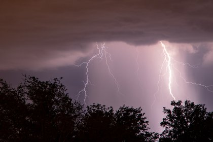 Tormenta eléctrica / Pixabay