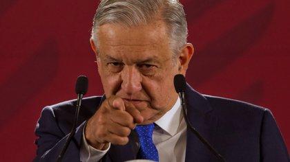 El presidente mexicano Andrés Manuel López Obrador (Foto: Cuartoscuro)
