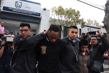Renato Ibarra se le retirarían los cargos por intento de feminicidio (Foto: Cuartoscuro)