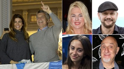 Los mensajes de los famosos sobre la marcha en apoyo al Gobierno