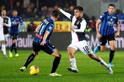 Paulo Dybala, una de las cartas en ofensiva de Juventus (REUTERS/Alessandro Garofalo)