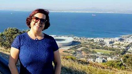 Marta Cohen nació en Trenque Lauquen y vive desde hace 17 años en Reino Unido
