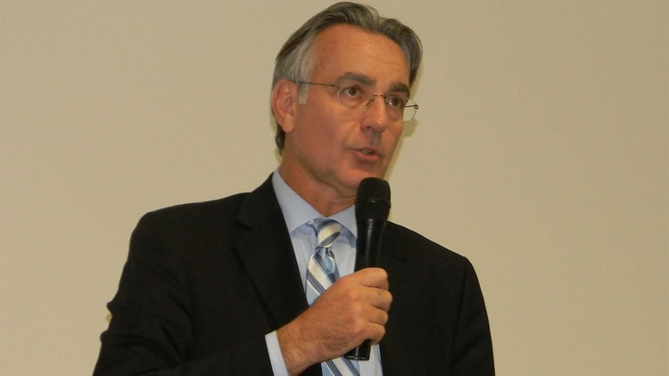 Gustavo Zlauvinen, nuevo vicecanciller