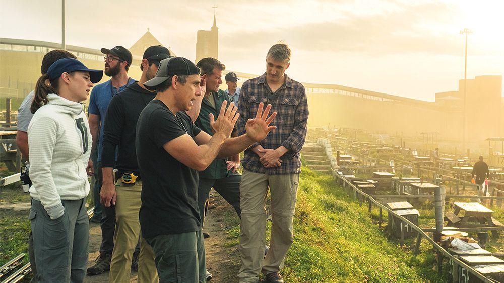 Ben Stiller dirge una escena clave de la serie