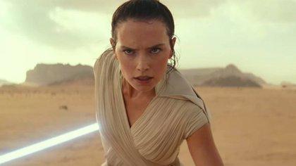 "Rey en ""Star Wars: Episodio IX"""