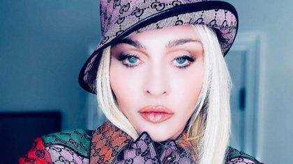 """Madonna fue criticada en redes sociales por su """"eterna juventud"""""""