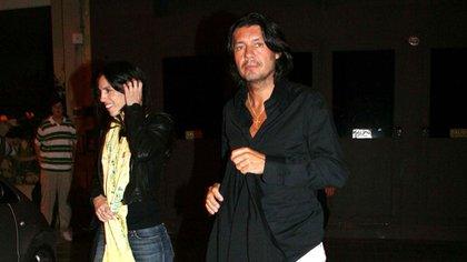 Paula Robles tuvo dos hijos con Tinelli, Francisco y Juana.