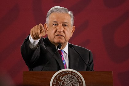 Las propuestas de austeridad del gobierno de López Obrador han causado molestas en algunos sectores (Foto: Galo Cañas/ Cuartoscuro)