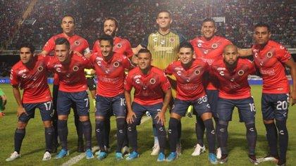 El Veracruz posee la racha de más partidos sin conocer la victoria con 35 (Foto: Twitter)