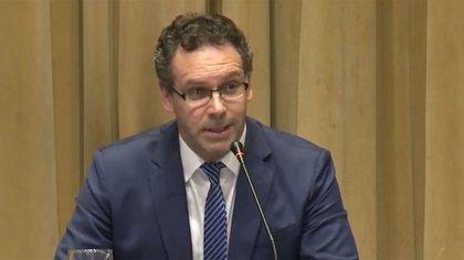 Guido Sandleris, presidente del Banco Central