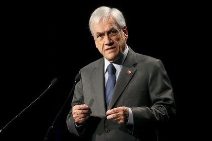 Imagen de archivo del presidente chileno, Sebastián Piñera, durante un evento en Santiago, Chile, Enero 29, 2020. REUTERS/Edgard Garrido
