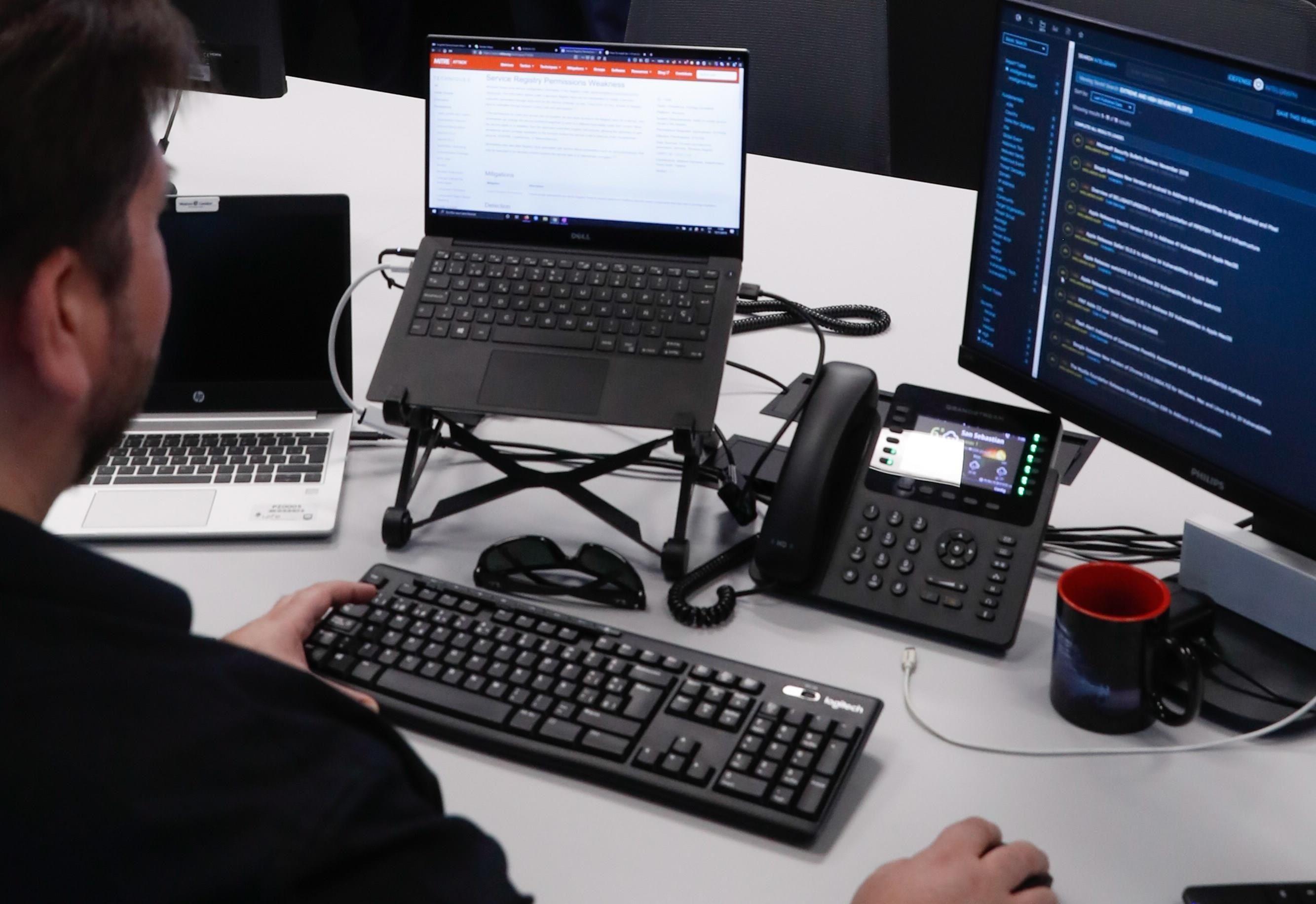 Durante la pandemia se ha visto un aumento del 80% en ciberataques (Foto: EFE/Archivo)