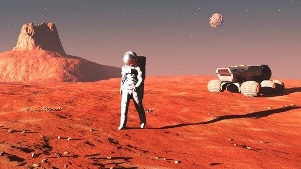 Los detalles del proyecto que busca volver a Marte un planeta habitable (iStock)