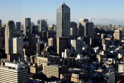Vista de la ciudad de Tokio (Japón). EFE/Franck Robichon / Archivo