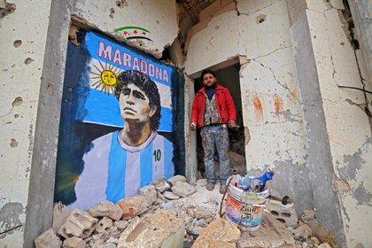 (Muhammad HAJ KADOUR / AFP)