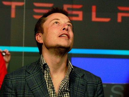 El CEO de Tesla Motors, Elon Musk