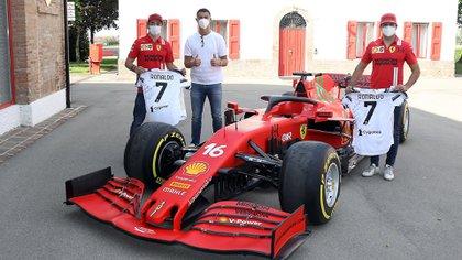 Cristiano Ronaldo visitó la fábrica de Ferrari y compró uno de los autos más exclusivos del mundo: vale más de 2 millones de dólares