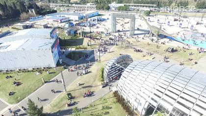 La sede albergará el gran evento por tres meses