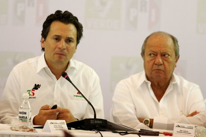 Lozoya Austin tiene pendientes los casos Odebrecht y Fertinal (FOTO: SAÚL LÓPEZ /CUARTOSCURO.COM)