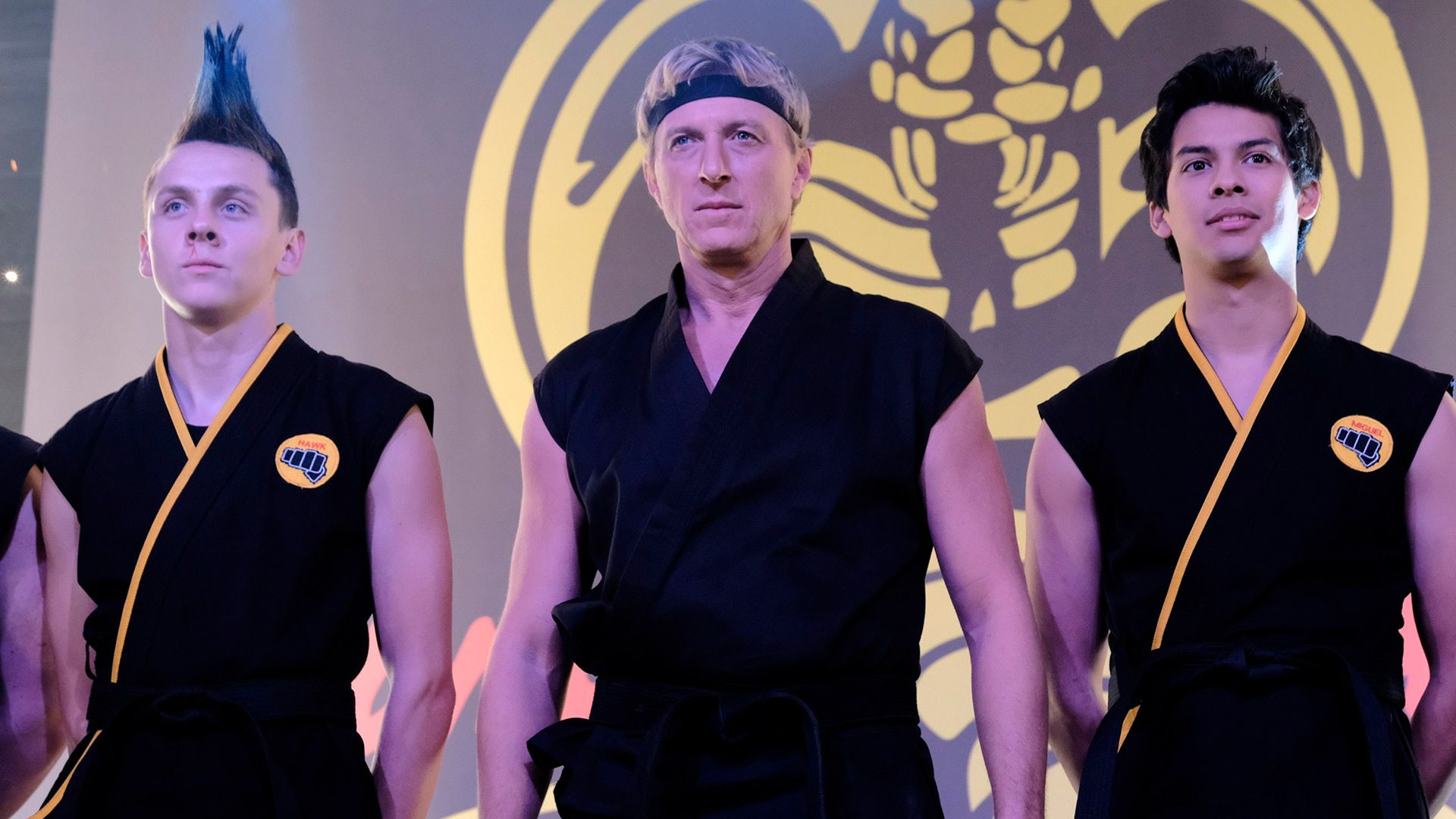 karate kid cobra kai 1