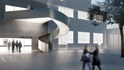 CheLA es un centro de experimentación y desarrollo artístico y tecnológico que se aloja en una ex fábrica en pleno corazón de Parque Patricios. Su puesta en valor y refuncionalización está a cargo del arquitecto Matías Beccar Varela