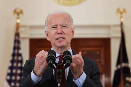 El gobierno de Joe Biden exige que Irán vuelve a cumplir sus responsabilidades nucleares (REUTERS/Jonathan Ernst)