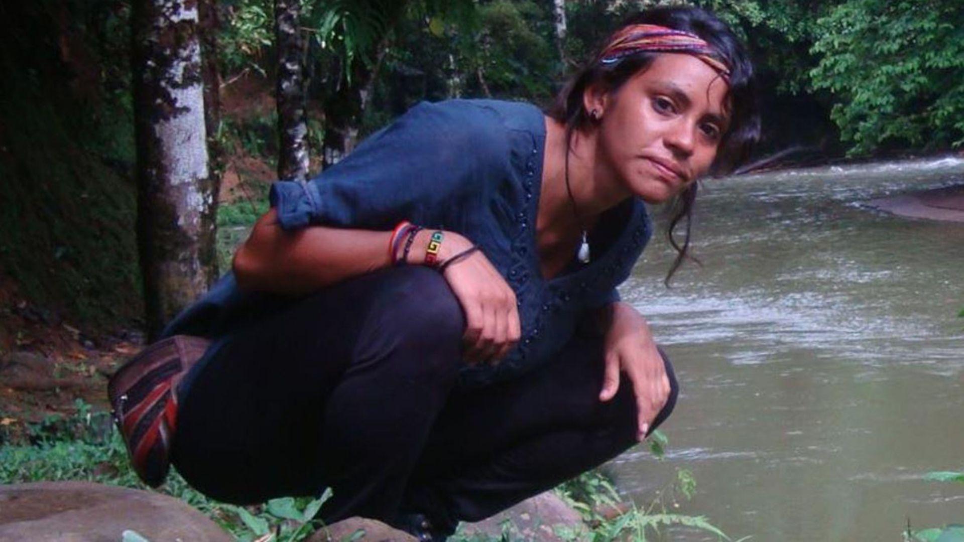 Cecilia Basaldúa tiene 35 años y se mudó a Córdoba el mes pasado