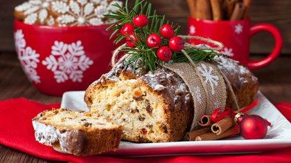 El pan dulce y los frutos secos también pueden desbalancear una dieta (Getty)