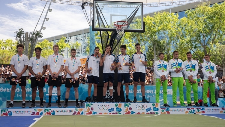 La Seleccion De Basquet 3x3 Gano La Medalla De Oro Tras Un