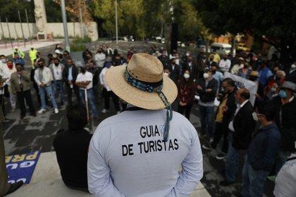 Disminuyó hasta 41.2% el ingreso de turistas a México dirante primer semestre de 2020 (Foto: EFE/ Sáshenka Gutiérrez)