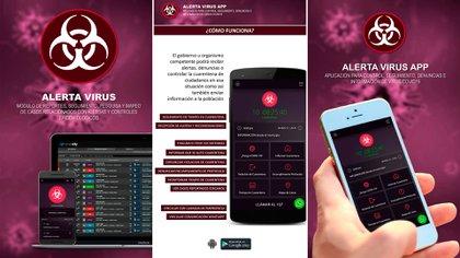 Un sistema de gestión inteligente para la pandemia por coronavirus, que incluye una app, ya está disponible al servicio de varios municipios