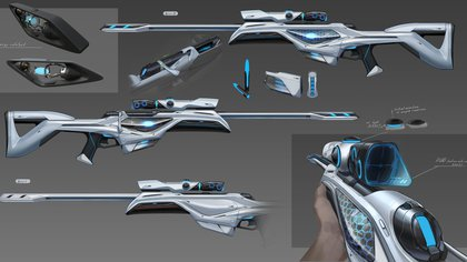 A lo largo del año, el juego introdujo muchas skins para armas