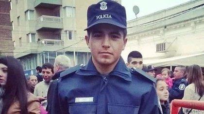 Matías Ezequiel Martínez, el oficial de la Bonaerense que mató a Úrsula Bahillo