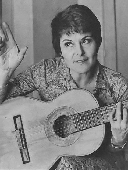 Eladia Blázquez. (Wikipedia)