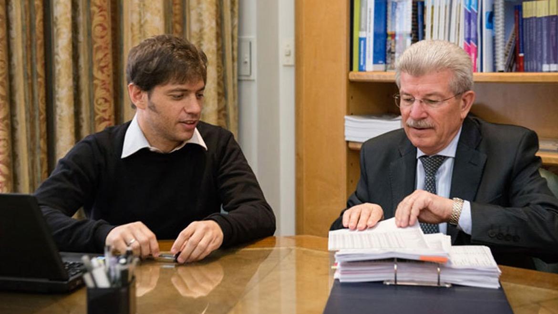 """Melconian recordó cuando en 2014 el entonces ministro de Economìa Kicillof y el presidente del BCRA, Juan Carlos Fábrega, quisieron hacer """"tiki-tiki"""" y terminaron devaluando un 25%"""