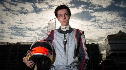 Kevin Felippo Top Race Coche 11