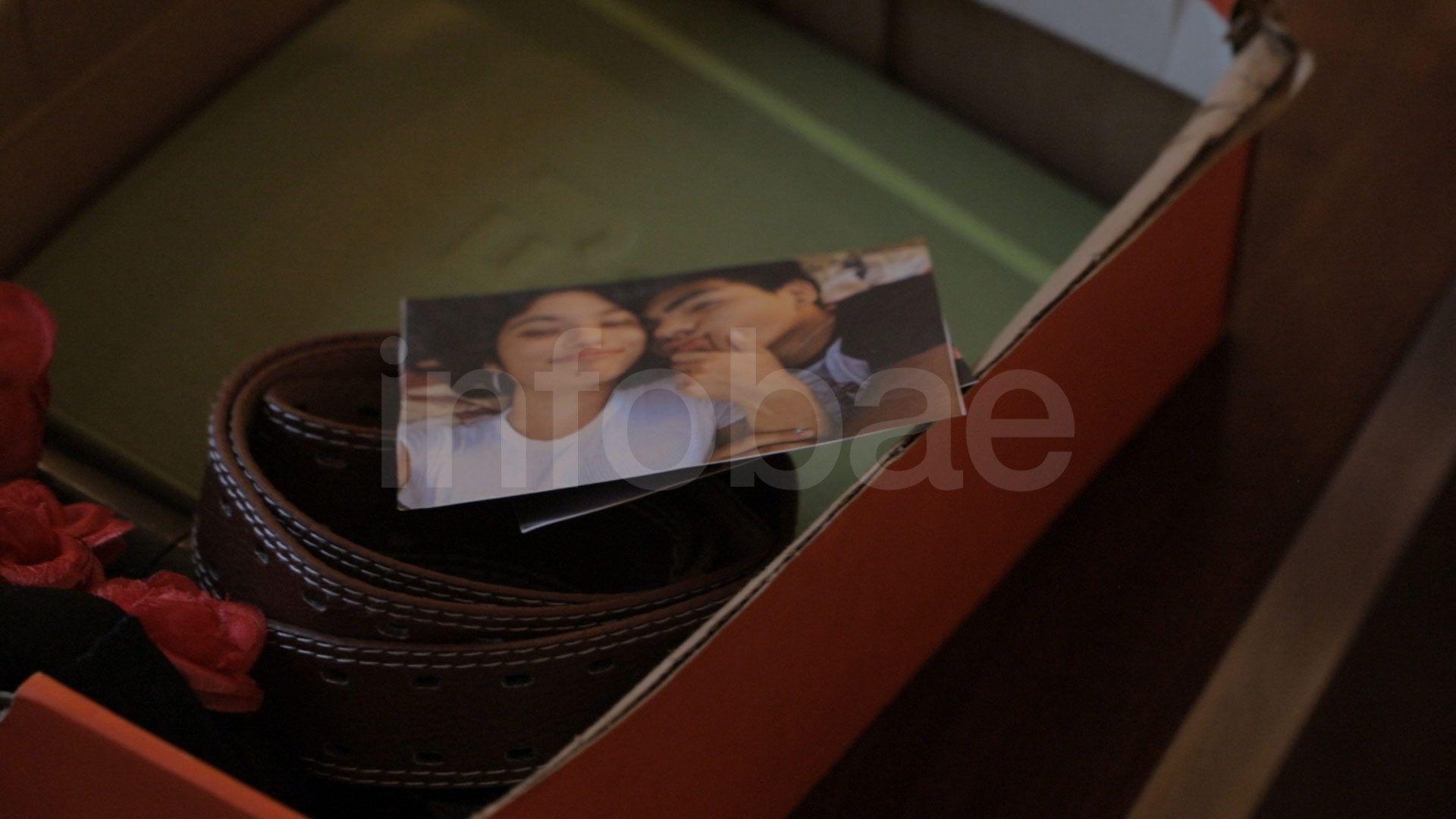 Los recuerdos de Fernando Báez Sosa que Julieta atesora en su casa