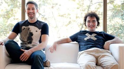David Martinez y Jordi Tamargo, socios de Burn Media, la empresa que adquirió Seriesyonkis en 2011.