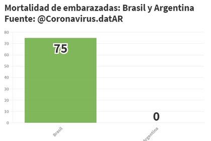 En Brasil acusan a Jair Bolsonaro de negligente por la muerte de embarazadas por Coronavirus (@Coronavirus.datAR)