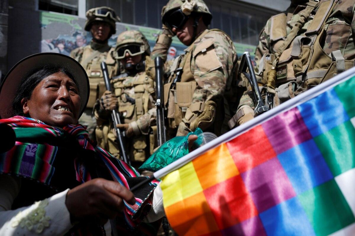 La caída de Evo Morales deja en evidencia las divisiones étnicas en Bolivia - infobae
