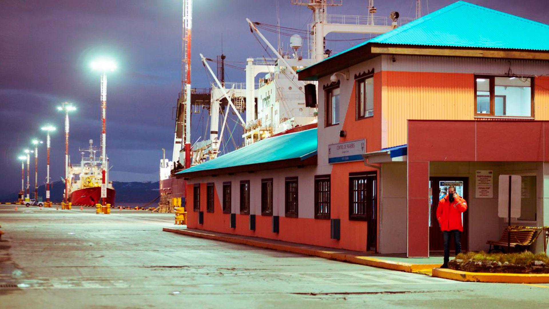 Echizen-Maru-puerto-de-ushuaia