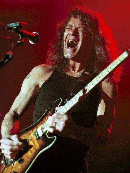 Eddie Van Halen - 02 Oct 1998 (Shutterstock)